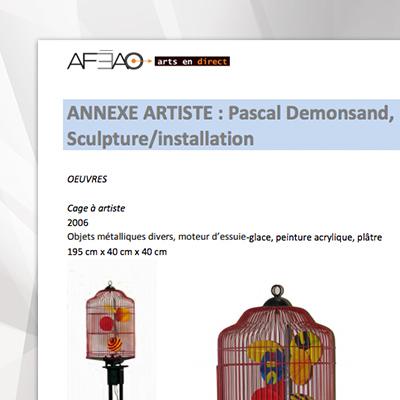 Artiste-sculpteur-pascal-demonsand