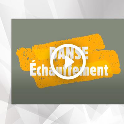 DANSE-ECHAUFFEMENT